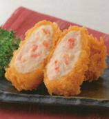 201612 紅ずわい蟹のクリームコロッケ